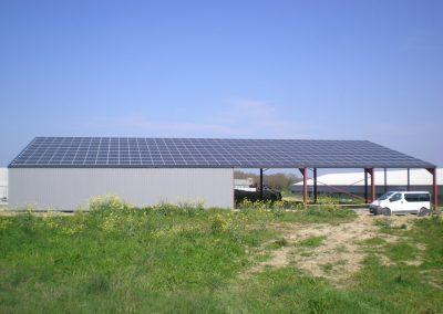 Bail pour toiture photovoltaïque