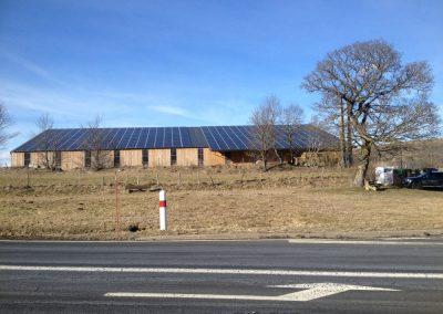 Construction photovoltaïque