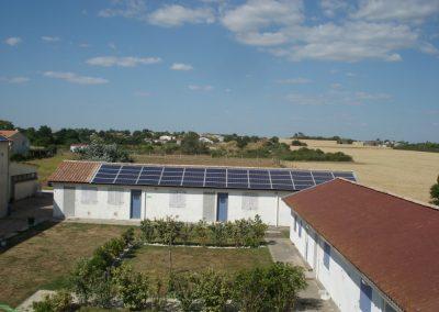 Création ou rénovation de toitures avec des panneaux solaires