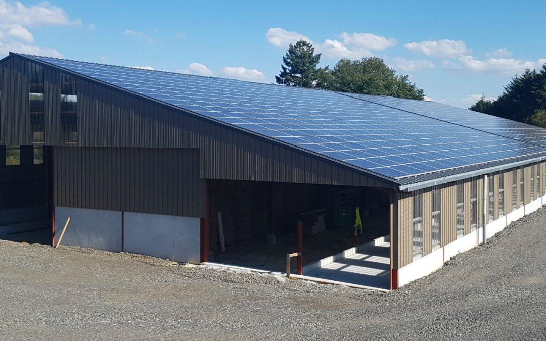 Les différents systèmes de fixation de panneaux solaires selon les types de toiture