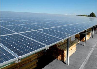 Toits photovoltaïques