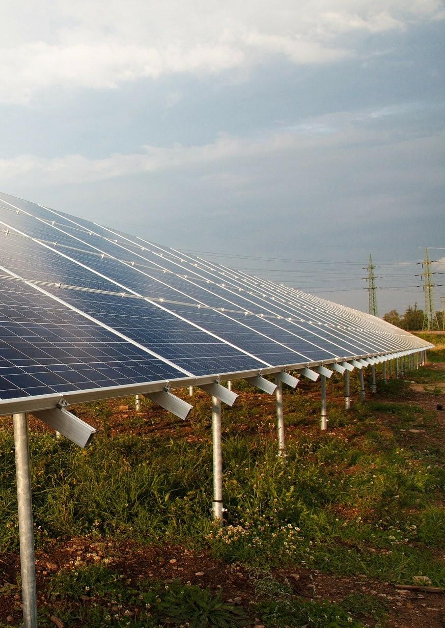 Photovoltaique au sol